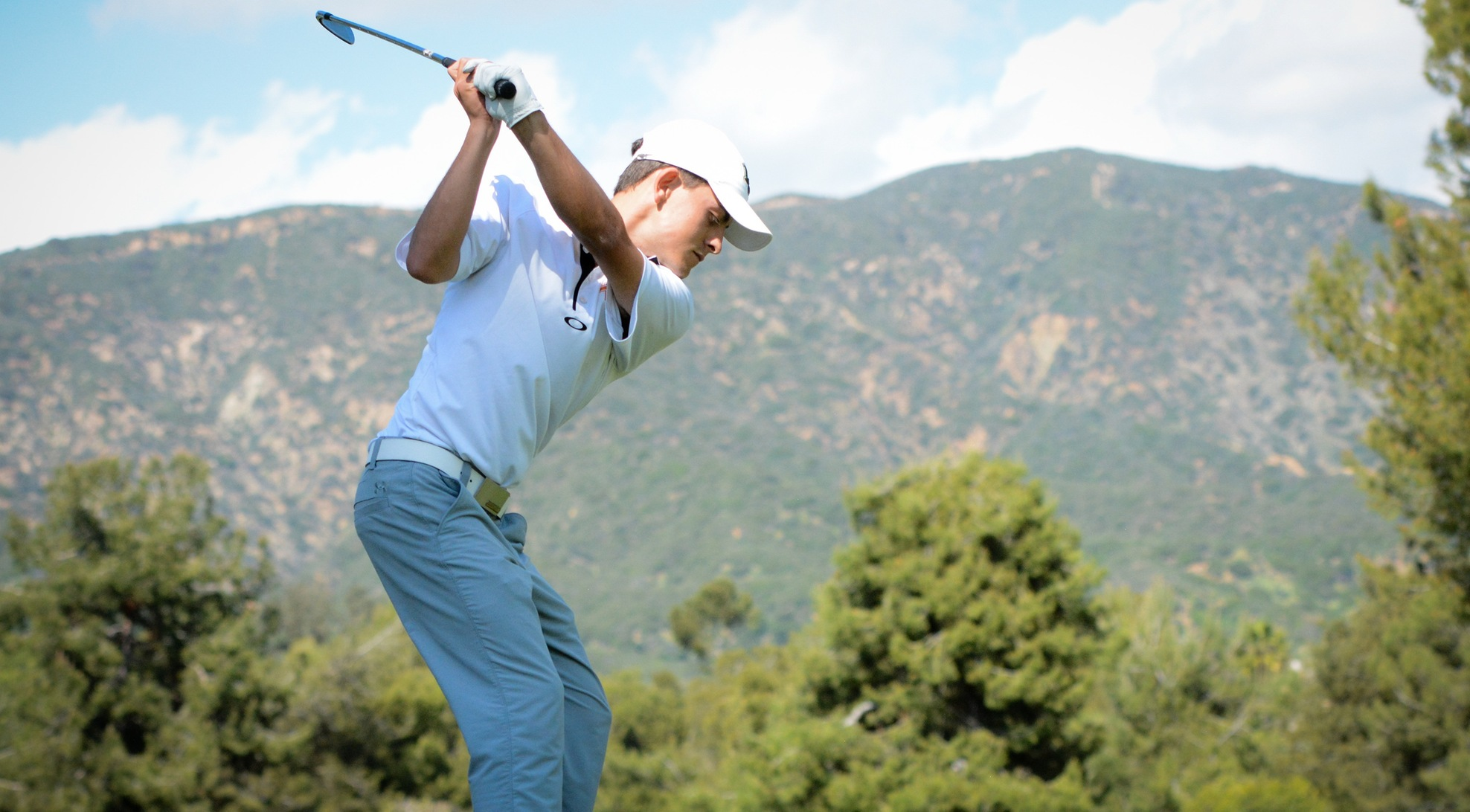 No. 21 Men's Golf in 2nd after two rounds at West Cup