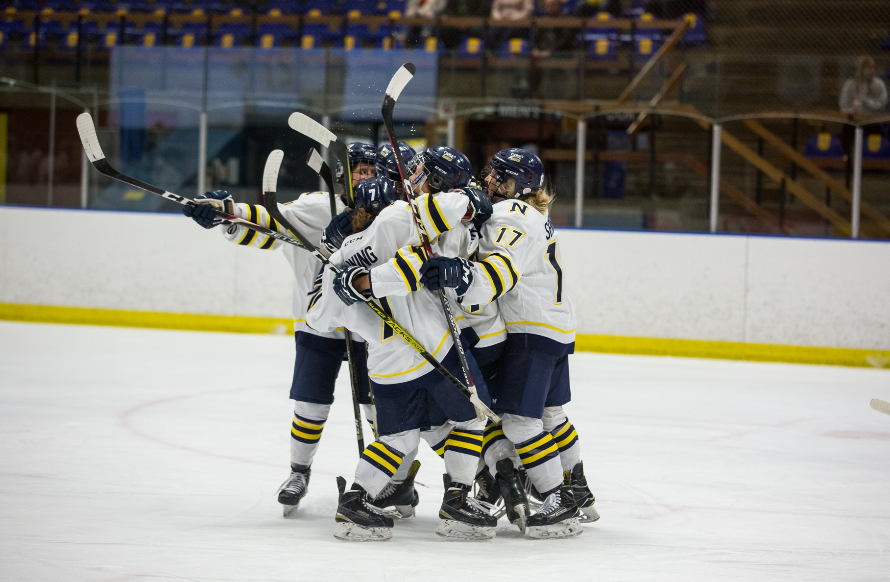 Ooks win 3-1, sweep weekend series with Griffins