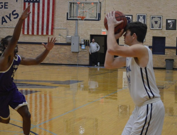 Slow Start Doesn't Stop Westminster Men's Basketball, Victorious Over Sewanee