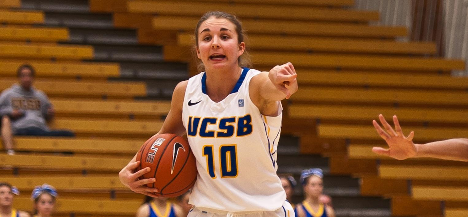 UCSB Opens Lengthy Home Stretch vs. UC Davis & Pacific
