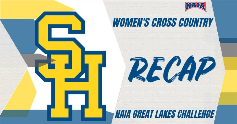 Women's Cross Country Finishes 16th at NAIA Great Lakes Challenge