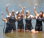 A Repeat Performance! Yale's Varsity Eight Captures NCAA Title For Second Straight Year