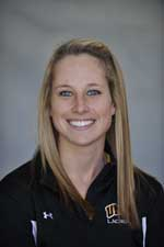 Kristin Bilney controlled 8 draws and scored twice for UMBC.