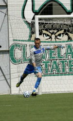 Stuver Selected No. 32 In 2013 MLS SuperDraft