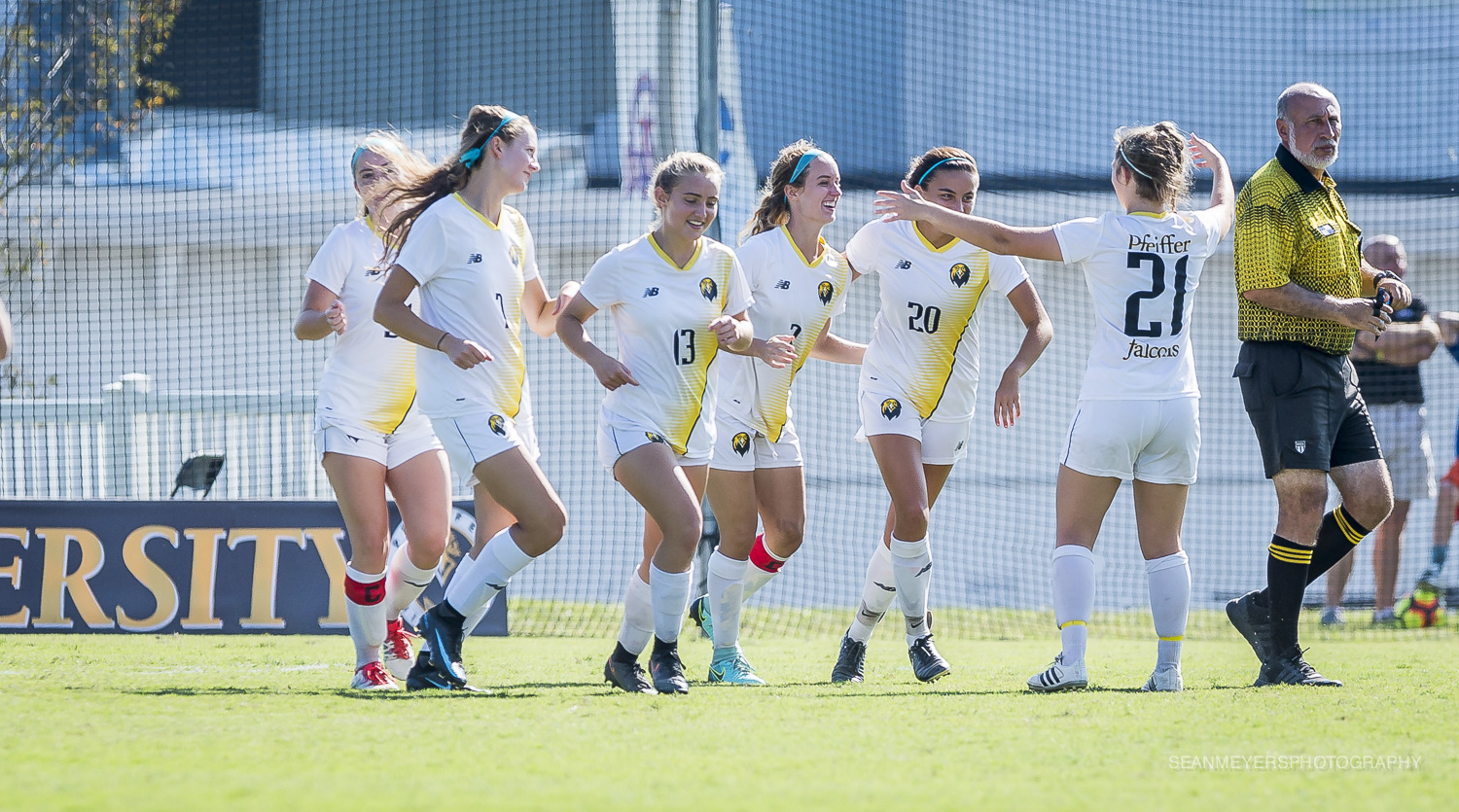 Women's Soccer Records 240th Win in Program History in 3-1 Victory at Methodist