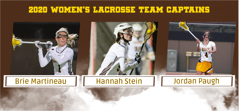 Shoger Announces 2020 Women's Lacrosse Team Captains