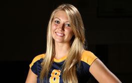 Cobra Spotlight- Brittney Pink, Women's Volleyball