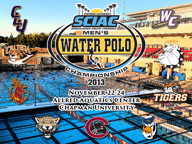 SCIAC Water Polo Championships get underway Nov. 22 at Chapman