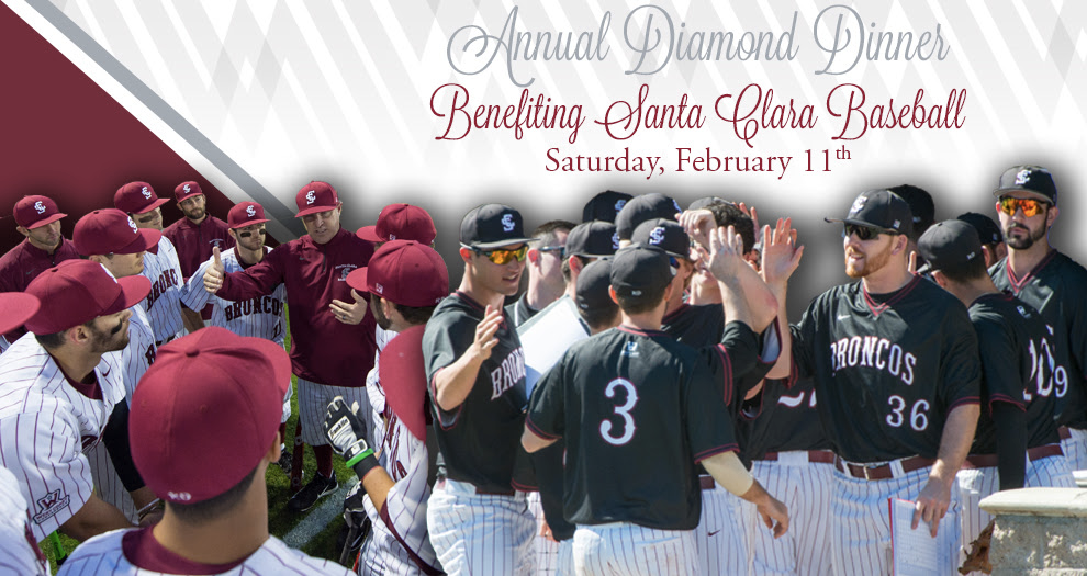 2017 Diamond Dinner Registration Page Officially Live