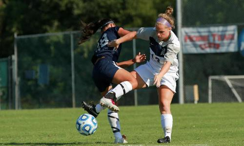 Manser's First Goal Lifts UMW Women's Soccer to 1-0 Victory over Shenandoah in Season Opener
