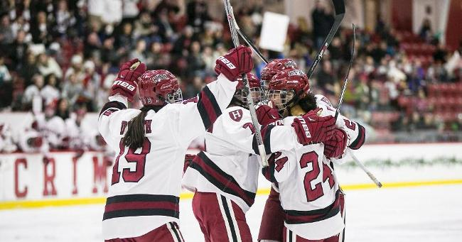 Harvard Gets First Win of 2016-17 Season Against Dartmouth
