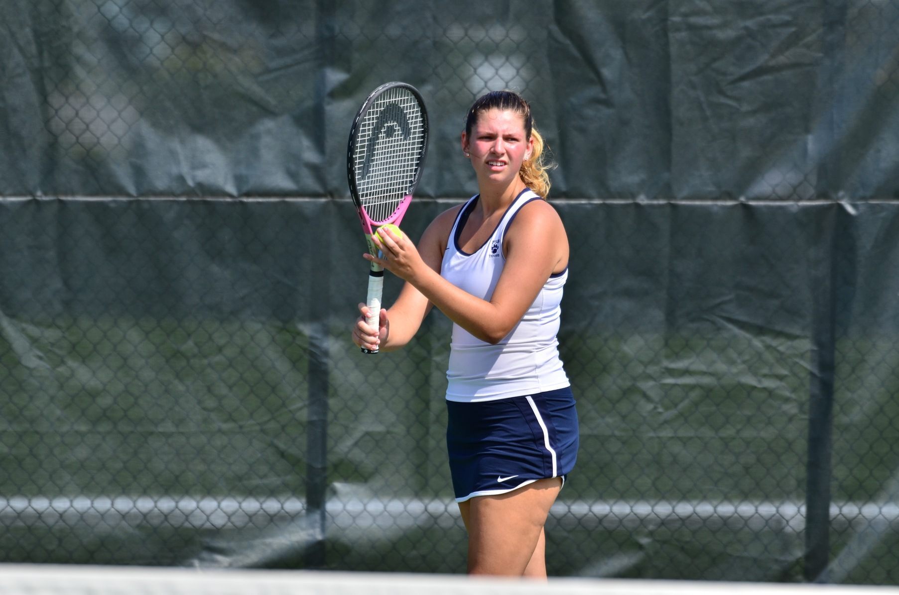 Women's Tennis Season Opener Wednesday at Fredonia