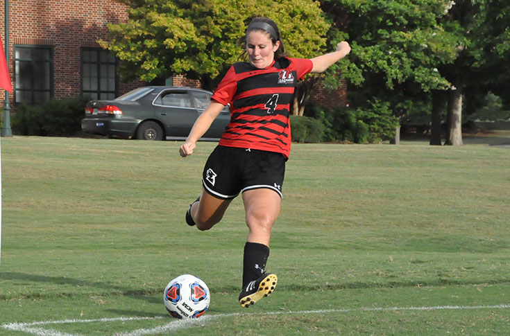 Women's Soccer: Division-leading Salem tops Panthers in USA South match