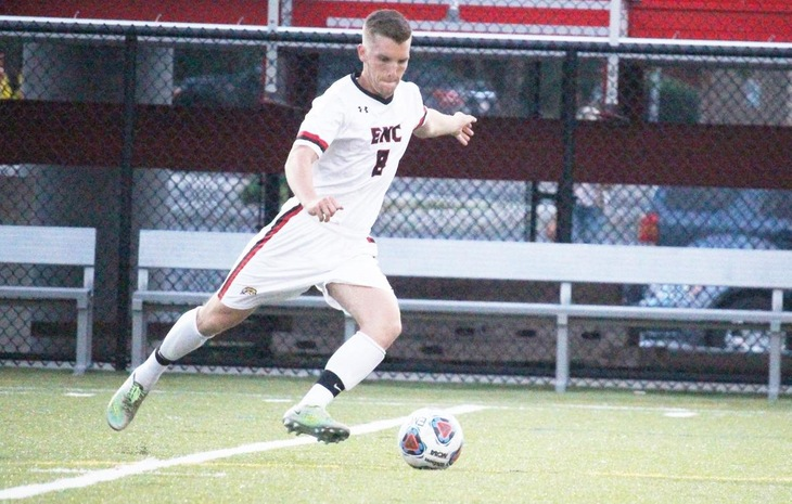Men's Soccer Prevails 4-2 at NVU-Johnson
