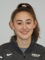 Defensive Athlete of the Week - Katiana Michalski, Drew