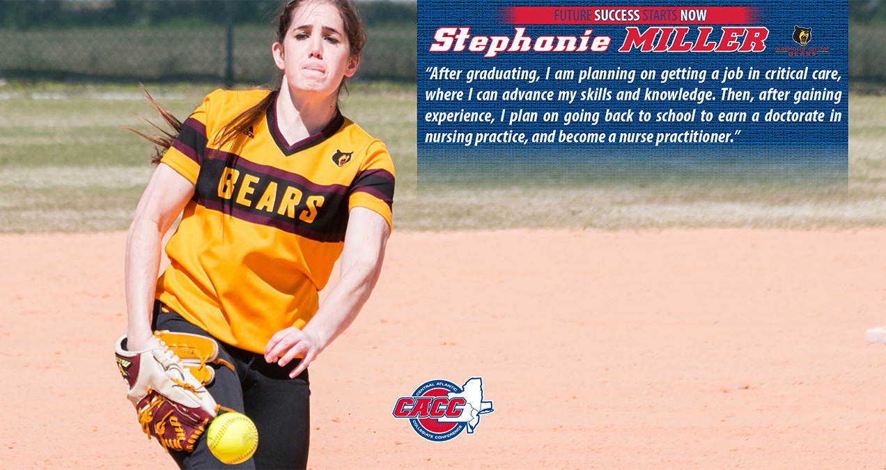 FUTURE SUCCESS STARTS NOW: Bloomfield College's Stephanie Miller