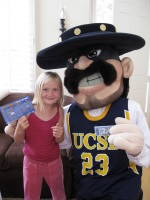 Olé Does His Part to Deliver Gaucho Soccer Season Tickets