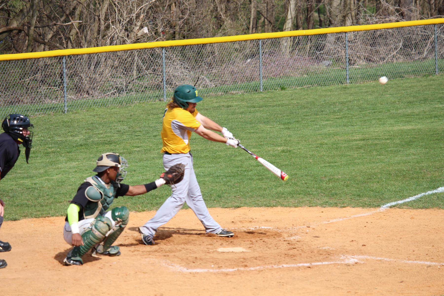 Baseball Offense Erupts In Win Over Allegany, 20-4