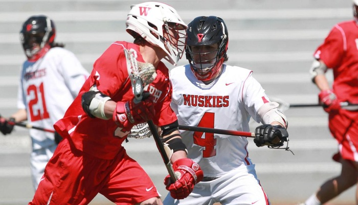 Men's lacrosse stumbles at John Carroll