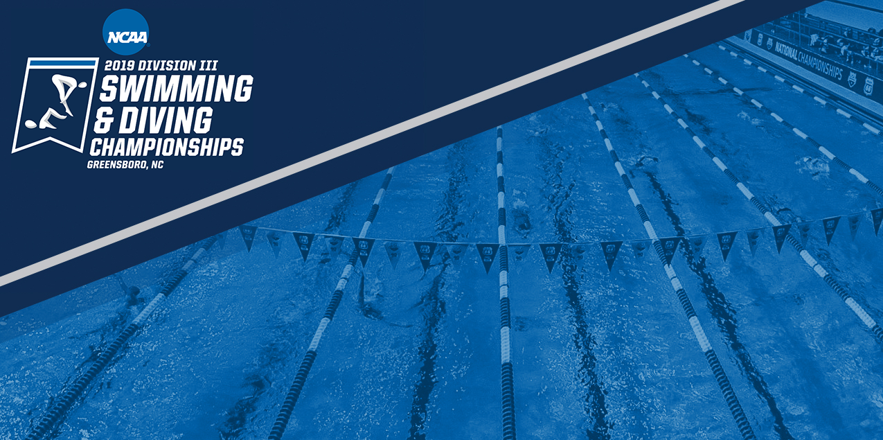 Two SCAC Swimmers, Three Divers Selected to Compete at NCAA Championships