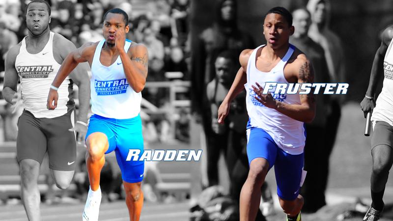 Radden, Fruster All-NEC First Team