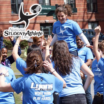 Mount Holyoke Celebrates National Student-Athlete Day in Style