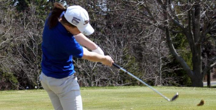 Women's Golf competes against Lakeland