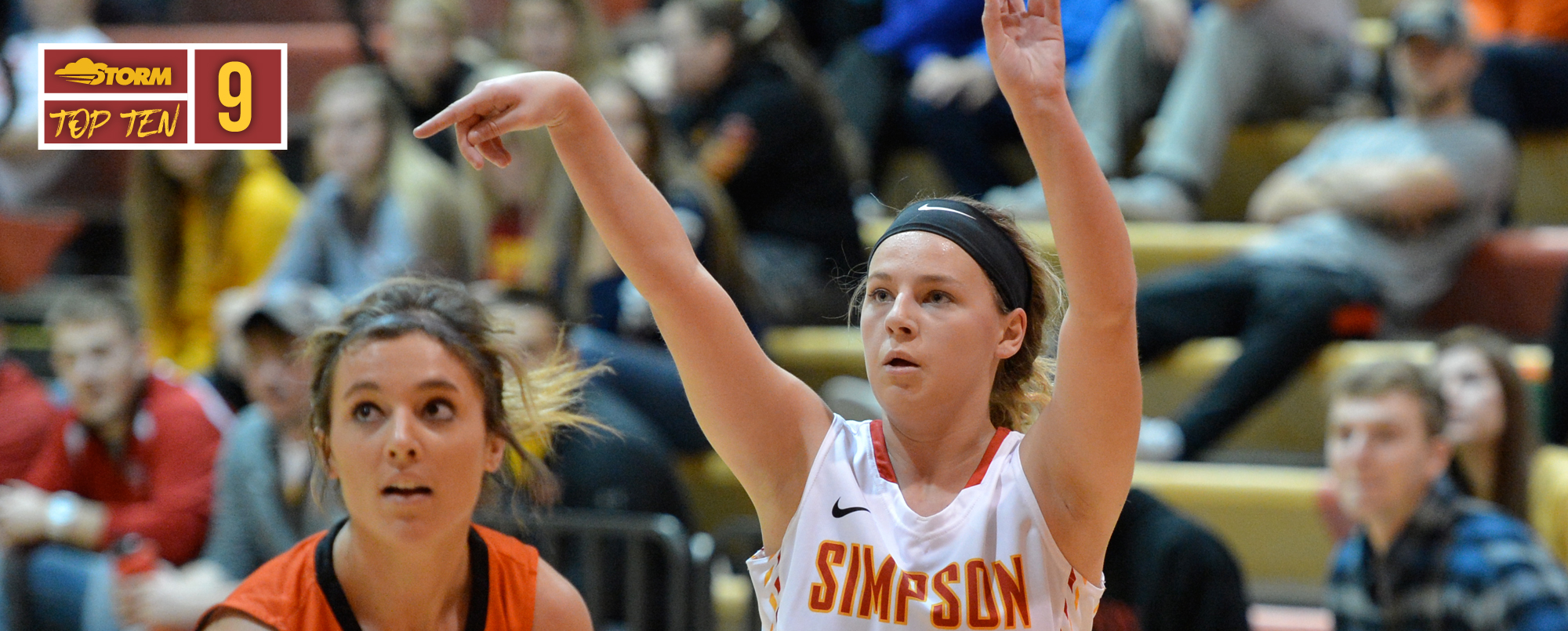 #StormTop10 Individual Performances No. 9: Botkins nails seven 3s