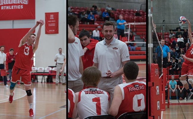 MVB Showered With Honors, Semi Game Set