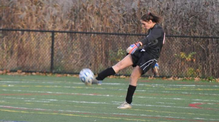 Women's Soccer Records Clean Sheet at Suffolk, Prevails 3-0