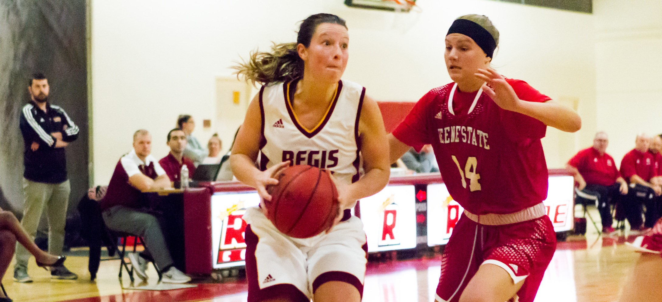 Women's Basketball Cruises Past Keene State In Home Opener