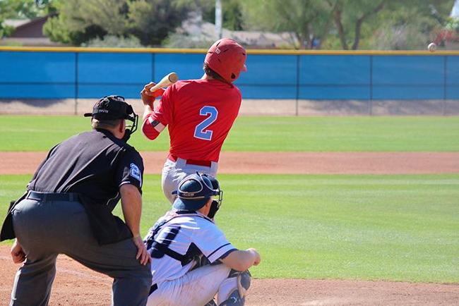 Morimoto Homers, Leads #11 Mesa Over Paradise Valley, 9-4