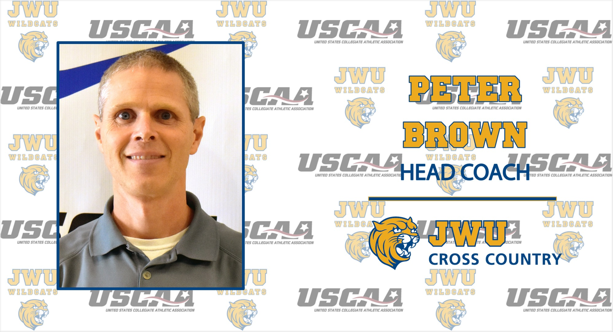 Peter Brown Hired To Lead Cross Country Program