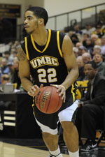 Chase Plummer scored 13 points in 13 minutes vs. UNH.