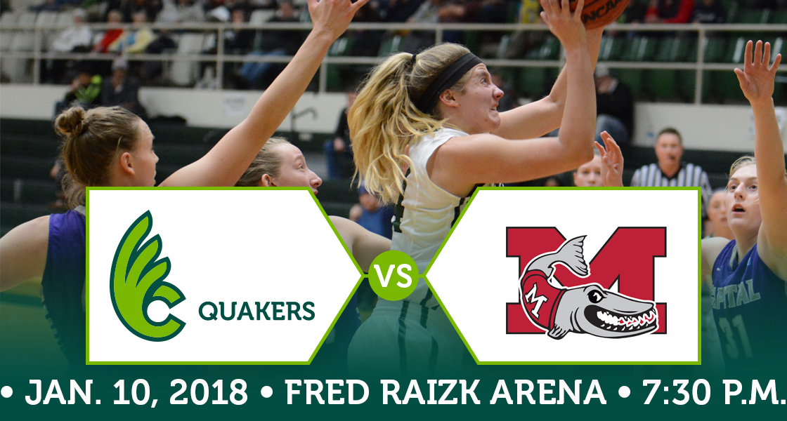 Women's Basketball Hosts Muskingum on Wednesday