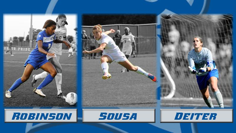 Trio of Blue Devils Playing in WPSL