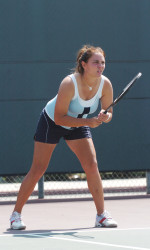 Women's Tennis Seeded Seventh for 2006 Big West Championships