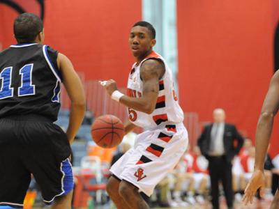 Cardinals Clipped by No. 9 Findlay, 75-63