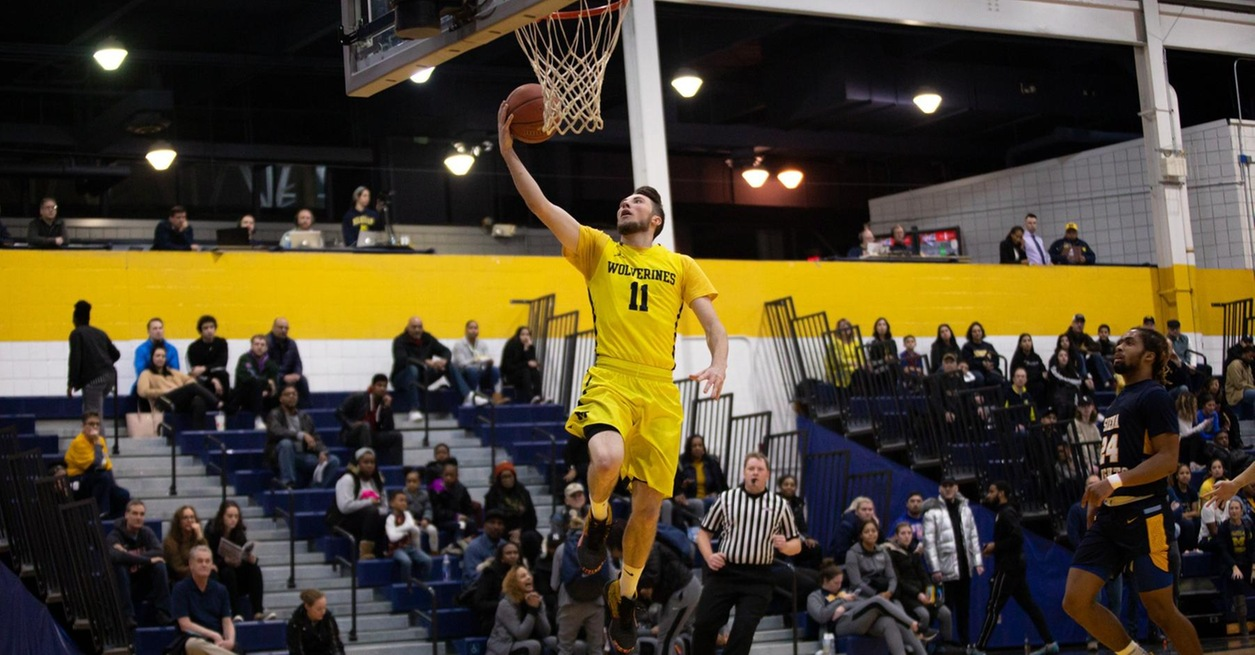 No. 21 Wolverines roll to WHAC win over Saints