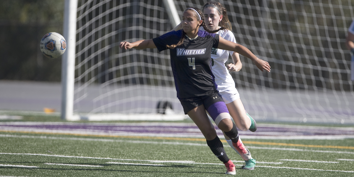 Women's Soccer blanked by Cal State L.A. 3-0