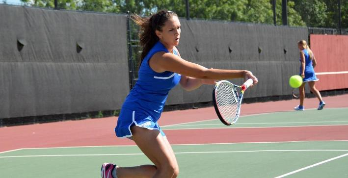 Women's Tennis continues NACC winning ways at MSOE