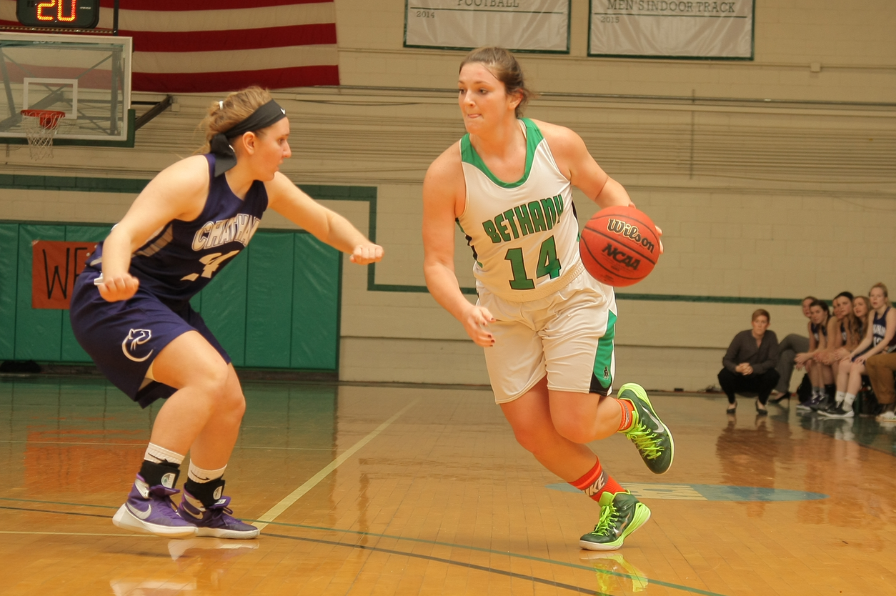 Women's Basketball downed by Kenyon 85-57