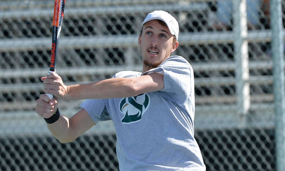 MEN'S TENNIS FALLS AT NEVADA