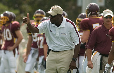 Wood selected to participate in 2009 NCAA Expert Coaches Football Academy