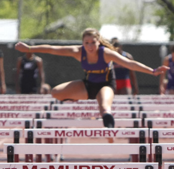 HSU Track Teams Have Solid Showing In First Outdoor Meet