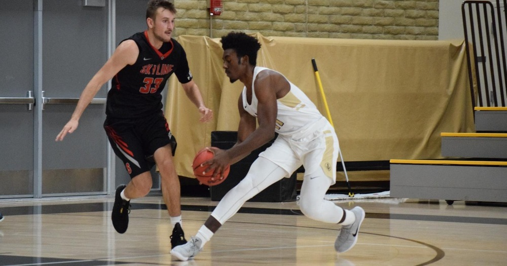 College of Marin Basketball Holds On At Contra Costa 83-79