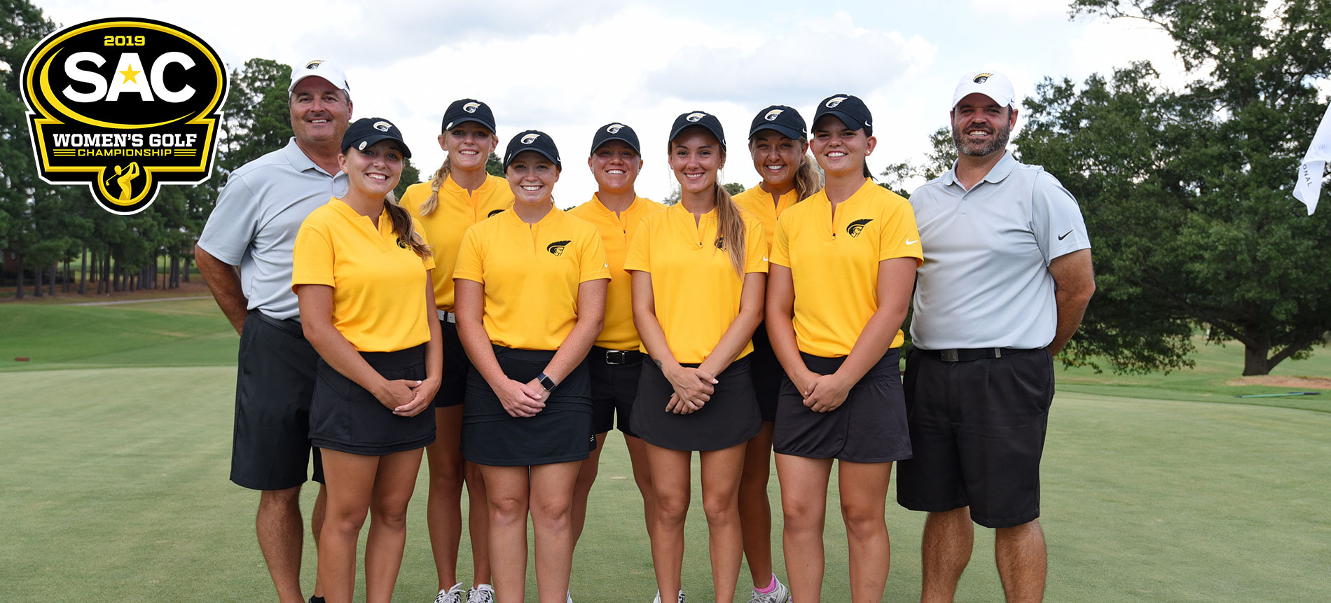 Women's Golf Prepares for Three-Day SAC Championship