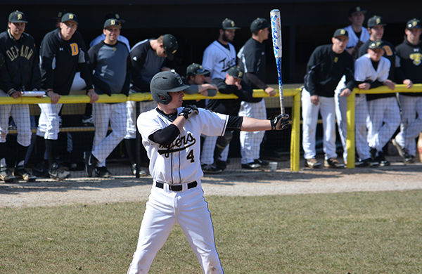 Tigers Split Sunday; Host NCAC Cross-Divisional Next Weekend