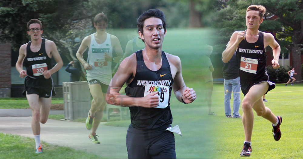 Cross Country Takes Third at CCC Championship; Three Runners Place in Top 15
