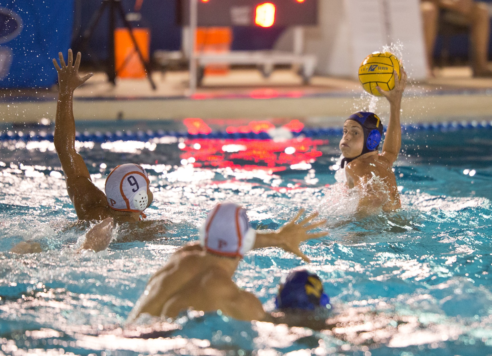 No. 8 Gauchos fall to No. 16 Spartans in Conference Opener